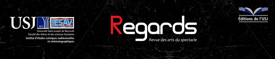 Regards, Revue des Arts du spectacle