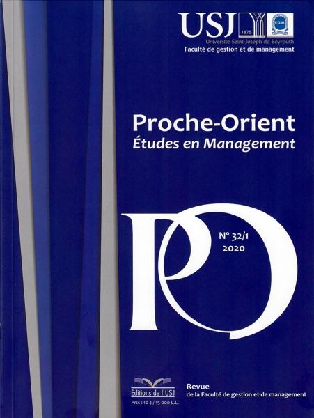 Proche Orient Études en Management